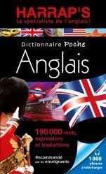 La couverture et les autres extraits de Petit dictionnaire Anglais