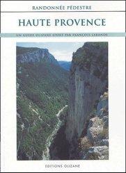 Haute Provence. Randonnée pédestre