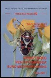 Hémiptères Pentatomoidea volume 1