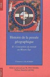 Histoire de la pensée géographique 2 Conception du monde au Moyen-Âge