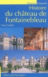 La couverture et les autres extraits de Forêts de Fontainebleau et des Trois Pignons. 1/25 000, plastifiée-résistante