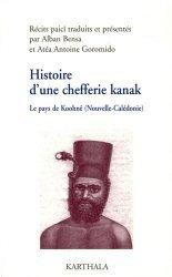 Histoire d'une chefferie kanak (1740-1878)