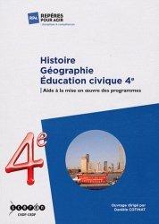 Histoire Géographie Education civique