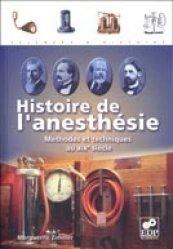 Histoire de l'anesthésie