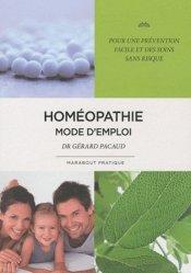 Homéopathie mode d'emploi