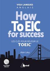 How ToEIC for success - Les clés pour réussir le TOEIC