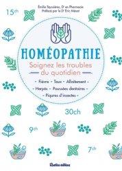 La couverture et les autres extraits de Perdre du poids avec l'homéopathie