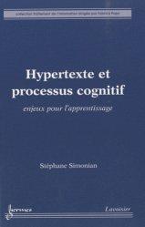 Hypertexte et processus cognitif