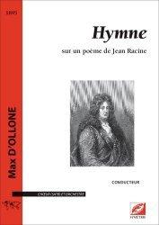 Hymne sur un poème de Jean Racine