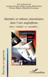 Identités et cultures minoritares dans l'aire anglophone