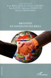 Identités en contextes pluriels