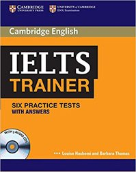 IELTS Trainer - Six Practice Tests with Answers and Audio CDs (3)