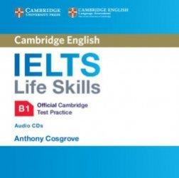 IELTS Life Skills Official Cambridge Test Practice B1 - Audio CDs (2)
