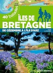 Iles de Bretagne. 40 balades