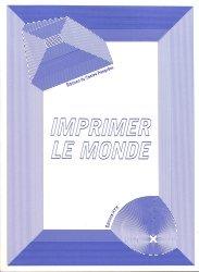 Imprimer le monde