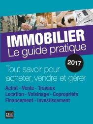 La couverture et les autres extraits de Immobilier. Le guide pratique, Edition 2020