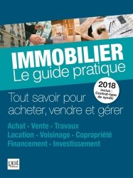 La couverture et les autres extraits de Immobilier. Le guide pratique, Edition 2016