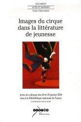 Images du cirque dans la littérature de jeunesse