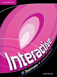 Interactive Level 4 - Testmaker CD-ROM and Audio CD