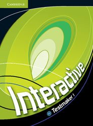 Interactive Level 1 - Testmaker CD-ROM and Audio CD