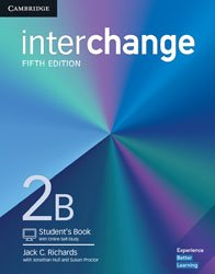 Interchange Level 2 B - Student's Book with Online Self-Study