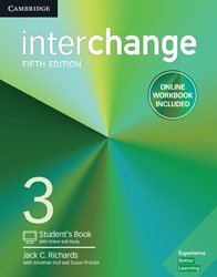 Interchange Level 3 - Student's Book with Online Self-Study and Online Workbook