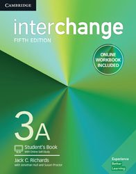 Interchange Level 3 A - Student's Book with Online Self-Study and Online Workbook