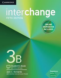 Interchange Level 3 B - Student's Book with Online Self-Study and Online Workbook