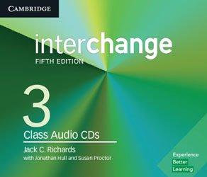 Interchange Level 3 - Class Audio CDs