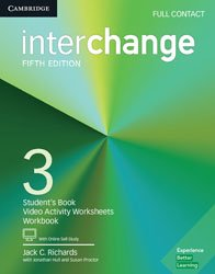Interchange Level 3 - Full Contact with Online Self-Study