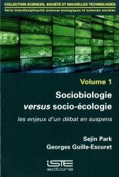 Interdisciplinarité sciences biologiques et sciences sociales