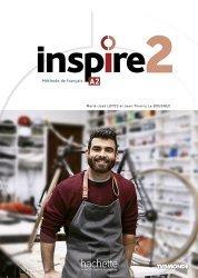 Inspire 2 : Livre de l'élève + audio/vidéoParcours digital