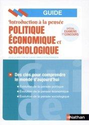 Introduction à la pensée économique politique et sociologique