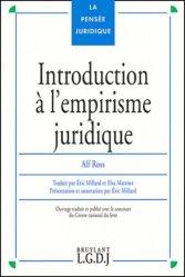 Introduction à l'empirisme juridique. Textes théoriques