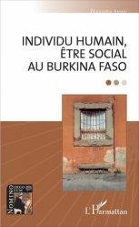 Individu humain, être social au Burkina Faso