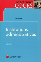 Institutions administratives. 5e édition
