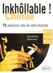 Inkhôllable ! Chimie MPSI-PCSI-PTSI