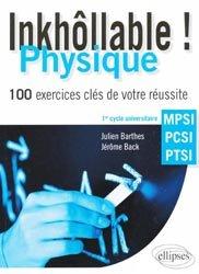 Inkhôllable ! Physique MPSI-PCSI-PTSI