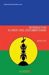 La couverture et les autres extraits de Introduction au droit civil coutumier kanak