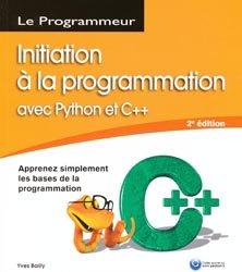 Initiation à la programmation avec Python et C+