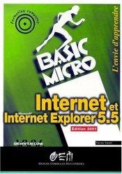 Internet et Internet Explorer 5.5