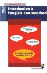 Introduction à l'anglais non standard