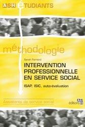 La couverture et les autres extraits de DEASS DC2. - Expertise sociale