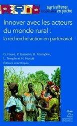 Innover avec les acteurs du monde rural