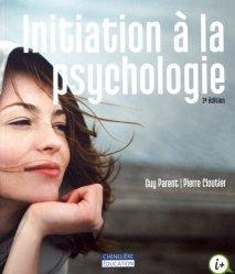 La couverture et les autres extraits de L'essentiel de la statistique en psychologie