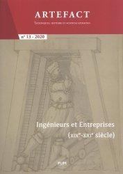Ingénieurs et entreprises (XIXe-XXIe siècle)