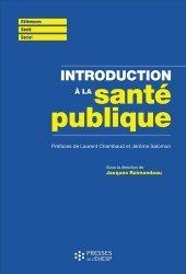 Manuel de santé publique - Connaissances, enjeux et défis