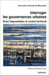 Interroger les gouvernances urbaines