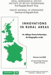 Innovations in Rural Areas