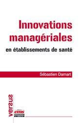 Innovations managériales en établissement de santé